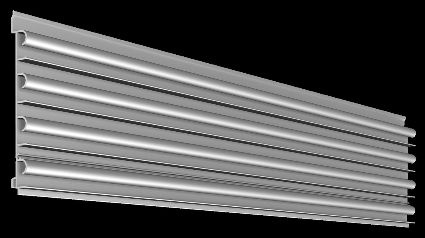 1.5 inch Hidden Fastener Megawall