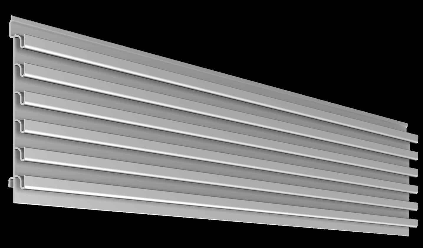 1 inch Hidden Fastener Megawall