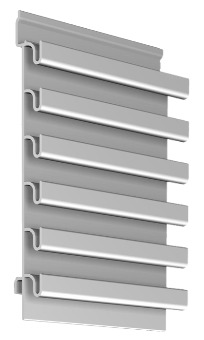 1 inch Megawall